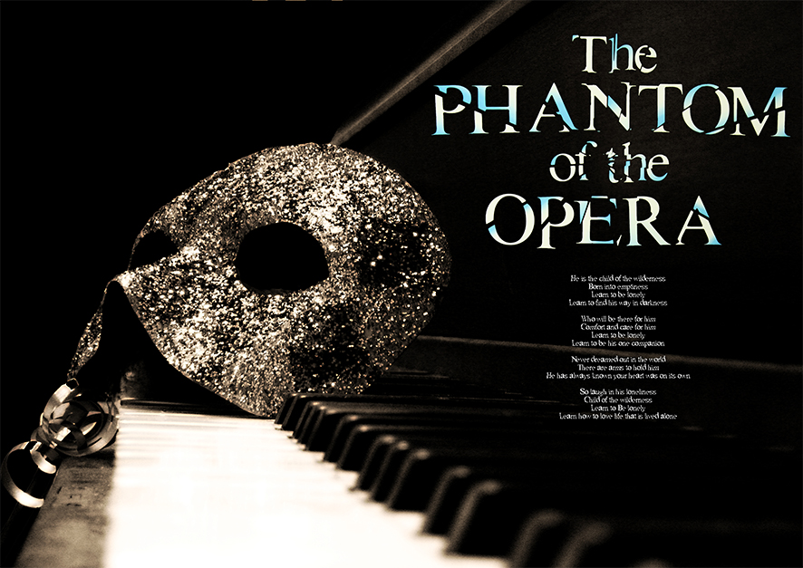 The Phantom of the Opera y sus diferentes versiones en el mundo de la música