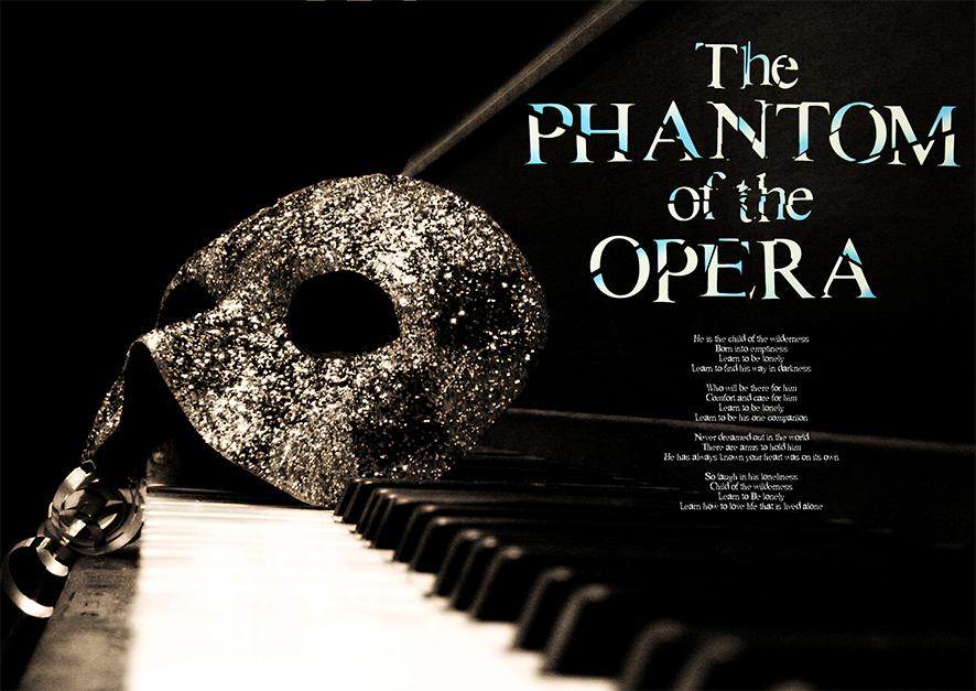 The Phantom of the Opera y sus diferentes versiones en el mundo de la música