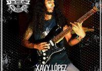 Xavy López – Guitarrista Guerra Santa