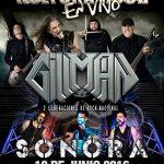 Kultura Rock en Vivo -  Banda Gillman y Sonora