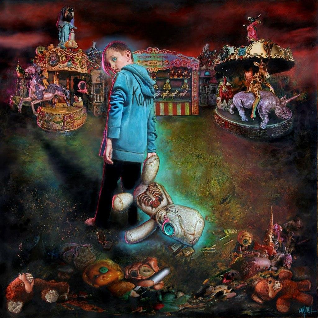 Korn y Corey Tylor de Slipknot A Different World