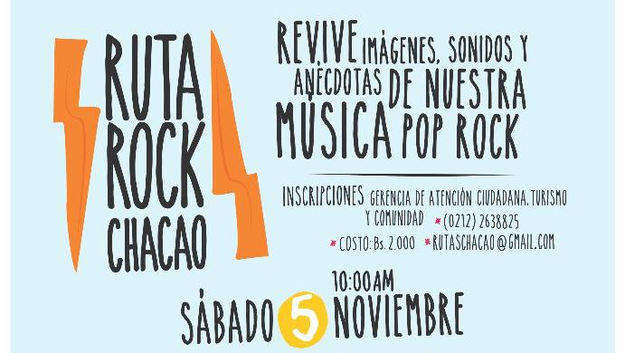Ruta Rock Chacao