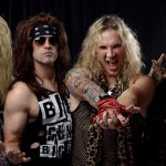 """Steel Panther """"Anything Goes"""" Lyric Video lanzamiento"""