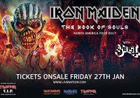 Iron Maiden le dice NO a la reventa de boletos