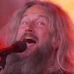 Mastodon Show Yourself -live TV Jimmy Kimmel-