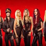 Nita Strauss y su nueva banda de chicas WE START WARS