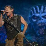 """Iron Maiden y su Gira por Europa """"The Book Of Souls Tour"""""""