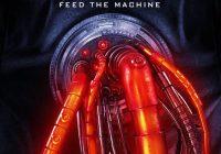 "Presentamos «FEED THE MACHINE"" de Nickelback"