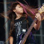 Tye el hijo de 12 años de Robert Trujillo, será el bajista de Korn en Latinoamérica