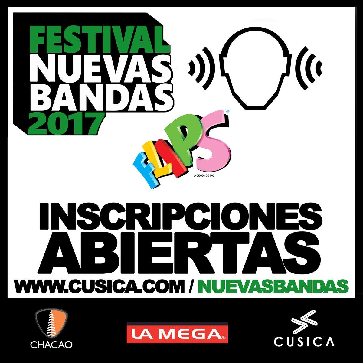 Inscripciones Abiertas para el Festival Nuevas Bandas Venezuela