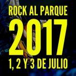 Rock al Parque -Bandas Internacionales- 2017 Colombia