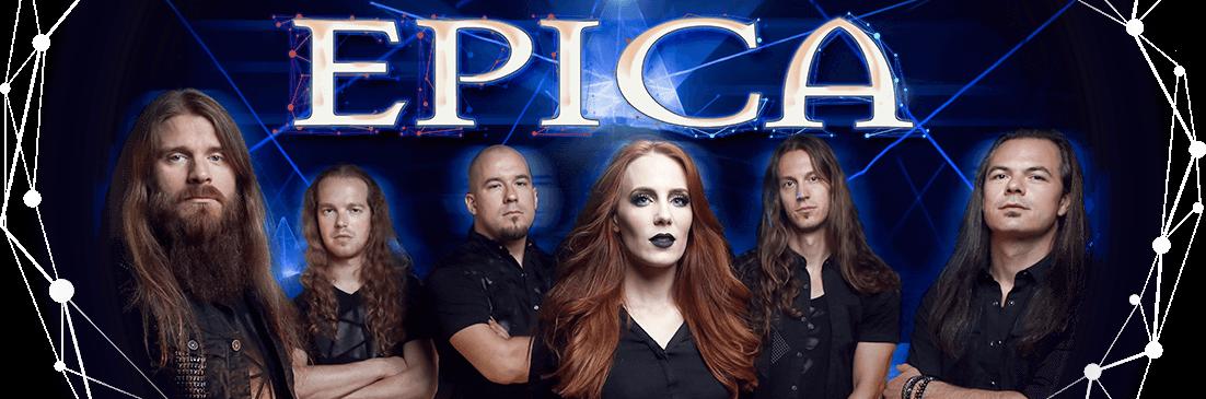 Epica en España Junto a Vuur y Myrath