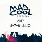 Mad Cool Festival Madrid 2017 HORARIOS