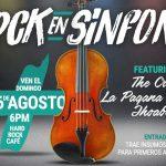 Rock en Sinfonía en Hard Rock Cafe Caracas