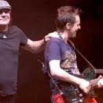 Brian Johnson, de AC/DC Junto a Muse