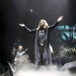 "Ozzy Osbourne ""Bark At The Moon"", durante el Eclipse Solar"
