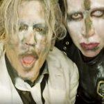 """Marilyn Manson """"Say10"""" Nuevo Video con Johnny Depp"""