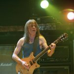 Muere Malcolm Young AC/DC