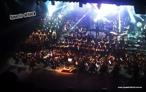 Apuesto al Rock en el Queen Sinfónico, Teresa Carreño