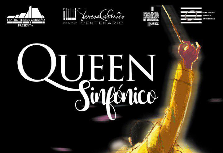 Queen Sinfónico 2017 Caracas