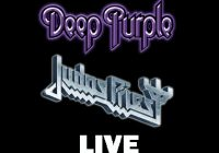 Tour de gigantes: Deep Purple y Judas Priest