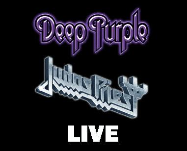 Tour de gigantes: Deep Purple y Judas Priest