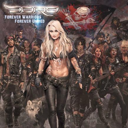 "Doro Pesch ""All For Metal"" perteneciente a ""Forever Warriors, Forever United"""