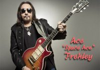 "¡Single! Ace Frehley lanza ""Bronx Boy"""