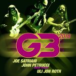 G3 Tour Presenta:Satriani, John Petrucci y Uli Jon Roth