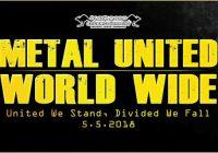 Evento histórico: Metal United World Wide