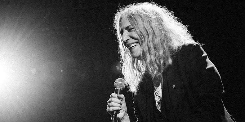 """Patti Smith estrenó documental """"Horses: Patti Smith and her band"""""""