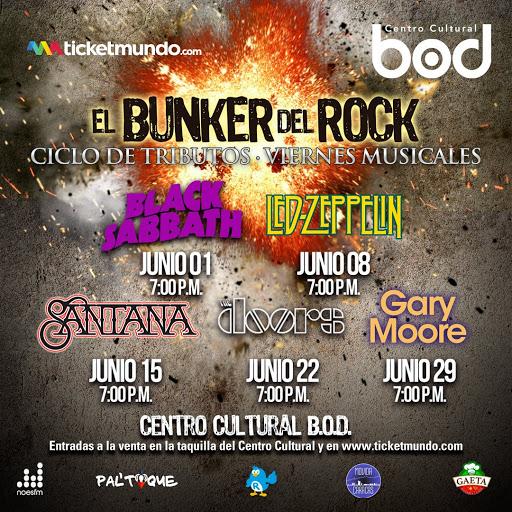 Ciclo Bunker del Rock  Caracas