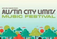 Festival Austin City Limits 2018 Texas