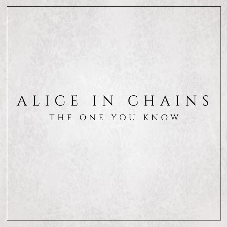 """Alice in Chains Regresa con """"The One You Know"""""""