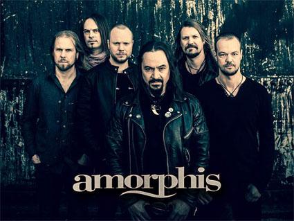 """""""Amongst Stars"""" es el nuevo clip de Amorphis ft. Anneke Van Giersbergen"""