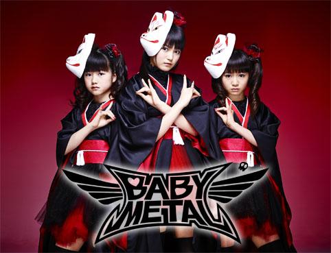 """""""Distorsion"""" es el nuevo sencillo de Babymetal"""