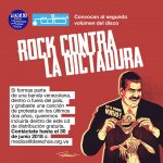 Convocatoria: Bandas a Participar en Rock Contra la Dictadura, Venezuela
