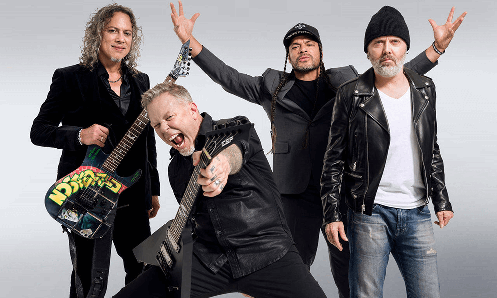 Candidato Mexicano promete concierto de Metallica si gana