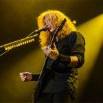 Dave Mustaine padece de cáncer