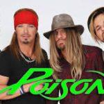 "Poison Arranca Con ""Nothin' But A Good Time 2018"" Tour"