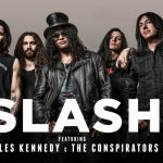 "Slash anuncia nuevo disco ""Living the Dream"""