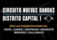 Crónica: Festival nuevas bandas 2018 – Circuito I Distrito capital