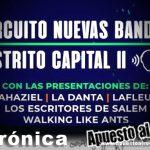 Crónica: Festival Nuevas Bandas 2018 - Circuito II Distrito capital