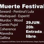 Muerte-Festival Cataluña, España