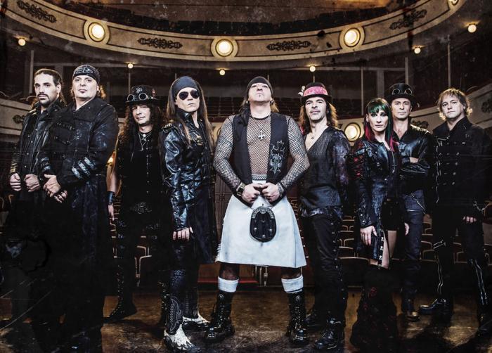 Bolivia Otorga a Mägo de Oz Un Reconocimiento Por Su Aporte En La Cultura Musical Iberoamericana