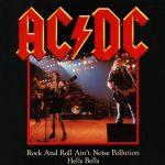 """Un estudio demuestra que """"Back in Black"""" de AC/DC es contaminación acústica"""