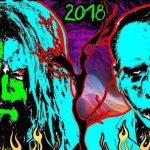 """Marilyn Manson y Rob Zombie estrenan cover """"Helter Skelter"""" de The Beatles"""