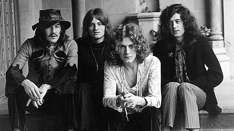 Led Zeppelin: Posible reencuentro para festejar su 50 aniversario