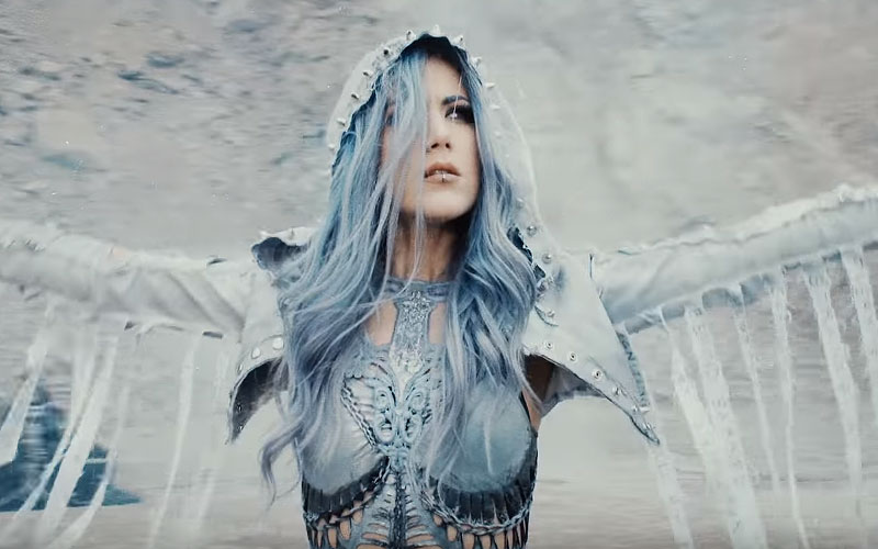 """Behind The Scenes """"The Eagle Flies Alone"""" Arch Enemy"""