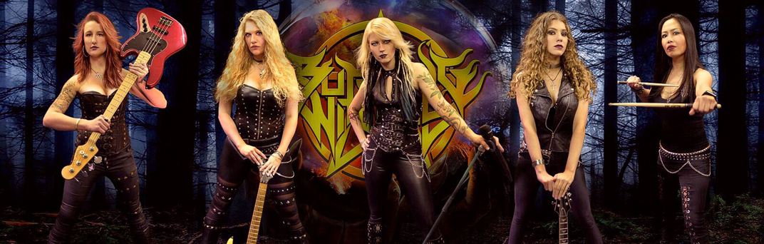 """Burning Witches volverán a la carga con """"Hexenhammer"""""""